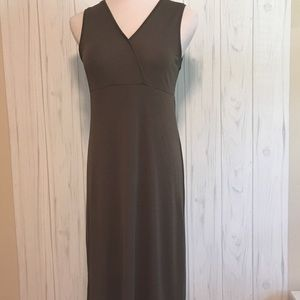 Old Navy Stretch Midi Dress d18 Women's Medium